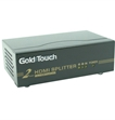 ממיר Gold Touch 2 Ports HDMI Splitter