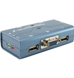מתאם Gold Touch 2 Ports USB KVM Switch